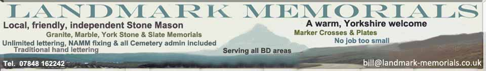 Mountain Scene Landmark memorials Header